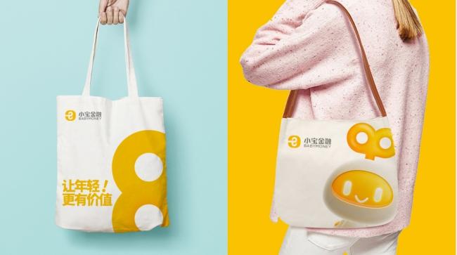 小宝金融品牌设计